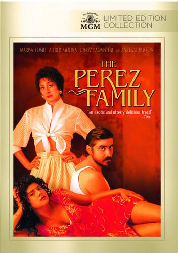Perez Family (2014, DVD NEW)