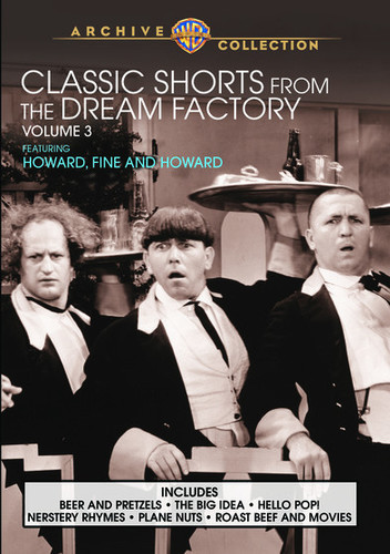 Classic Shorts From The Dream Factory 3 (2014, DVD NEW)