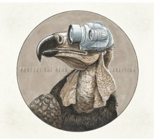 Protest The Hero - Volition (CD Used Like New)