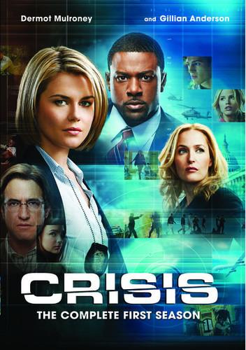 Crisis: Season 1 - 3 DISC SET (2014, DVD NEW)