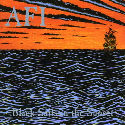 Black Sails In The Sunset - A.F.I. (CD New)