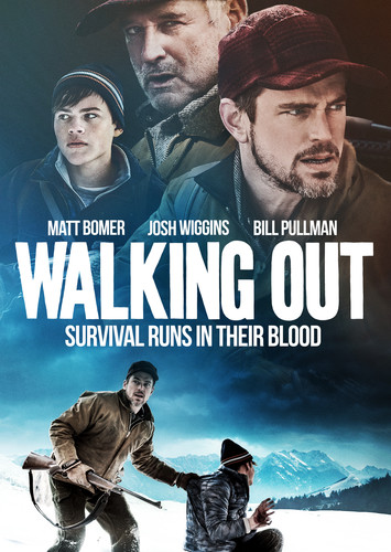 Walking Out (REGION 1 DVD New)