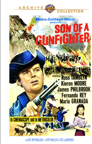 Son Of A Gunfighter (2014, DVD NEW)