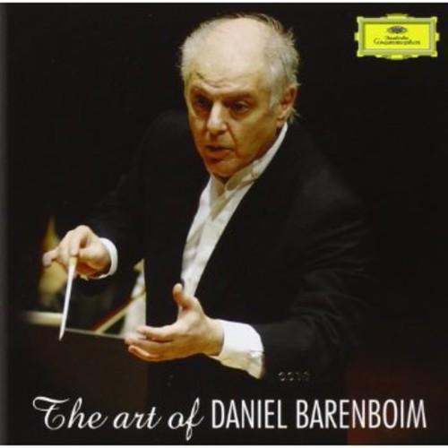 Art Of Daniel Barenboim - 16 DISC SET - Art Of Daniel Barenboim (CD New)