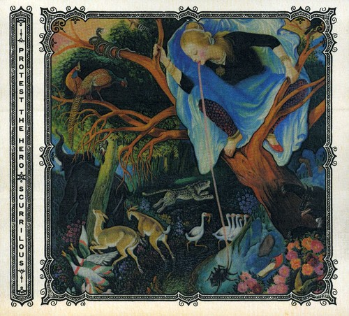 Protest The Hero - Scurrilous (CD Used Like New)