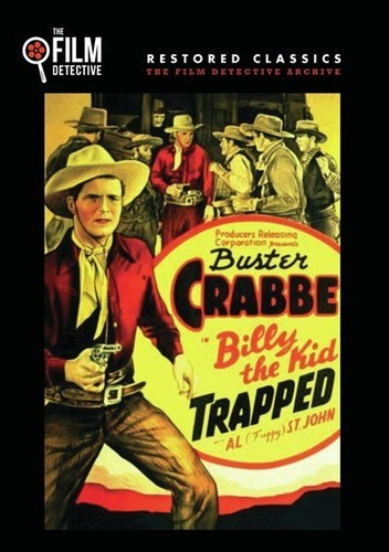 Billy-The-Kid-Trapped-DVD-New
