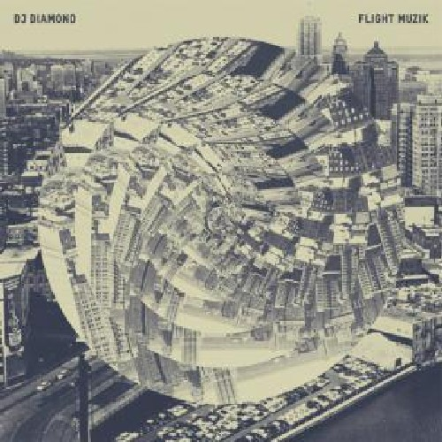 Flight-Muzik-2-DISC-SET-Dj-Diamond-2011-Vinyl-NUOVO