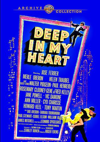 Deep In My Heart (2014, REGION 1 DVD New)