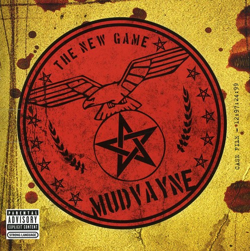 Mudvayne - New Game (CD Used Like New) Explicit Version