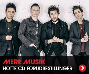 WOWHD  - MERE MUSIK - HOTTE CD FORUDBESTILLINGER