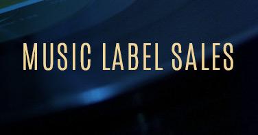 Music Label Sales