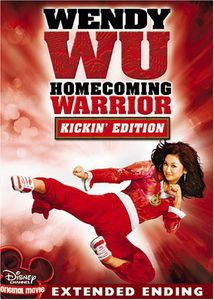 Wendy Wu: Homecoming Warrior -  Walt Disney Video, 05102200