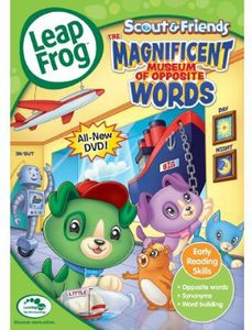 Leap Frog: Scout & Friends: The Magnificent Museum of Opposite Words