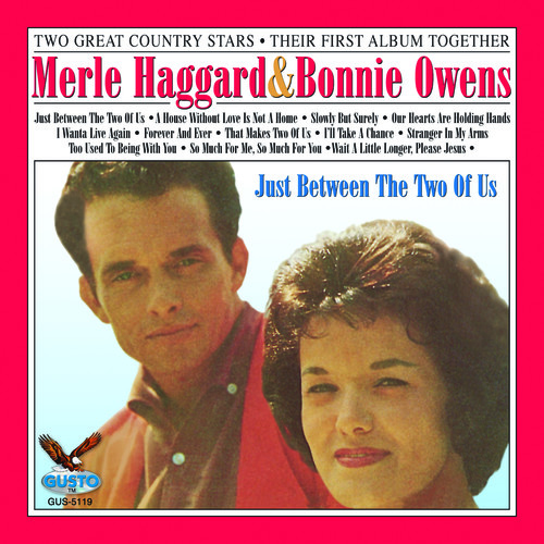 Bonnie Owens, Merle - Just Between the Two of Us [New CD]