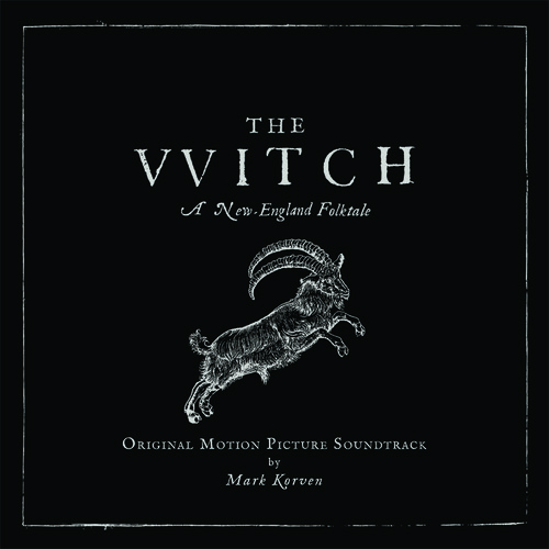 Mark Korven - Witch (Original Soundtrack) [New Vinyl LP] Colored Vinyl, Digital