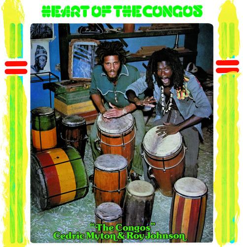 The Congos - Heart Of The Congos [New CD]