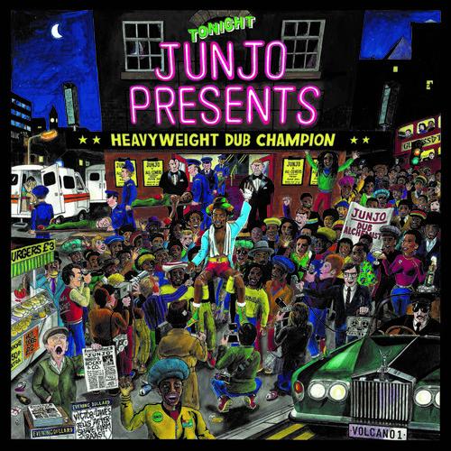 Henry Lawes Junjo - Junjo Presents: Heavyweight Dub Champion [New CD]
