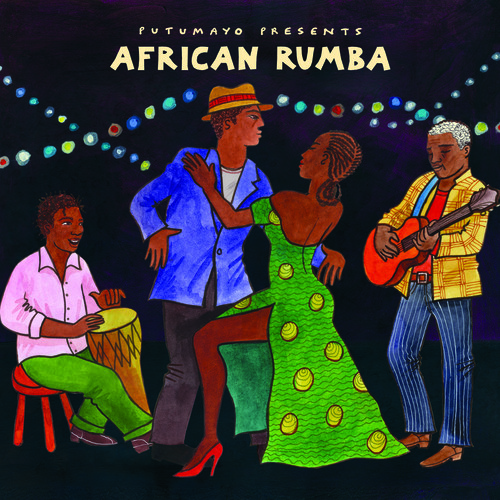 Putumayo Presents - African Rumba [New CD]