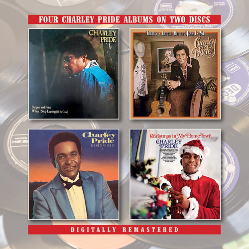 Burgers & Fries /  When I Stop Leaving (I'll Be Gone) /  There's ALittle Bit Of Hank In Me /  The Best There Is /  Christmas In My HomeTown + Bonus Tracks [Import]