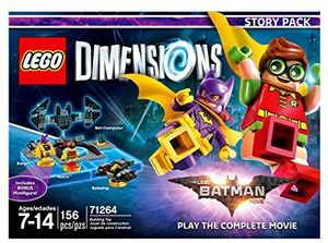 LEGO Dimensions: Story Pack - The LEGO Batman Movie