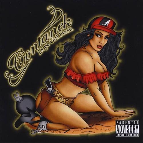 Contanek - Dope Girl Fresh Street Version [New CD]