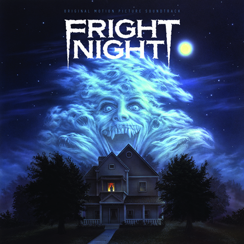 Fright Night / O.S.T - Fright Night (Original Soundtrack) [New Vinyl LP] Colored
