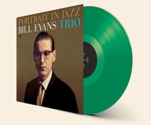 Bill Evans - Portrait In Jazz [New Vinyl LP] Bonus Track, Colored Vinyl, Green,