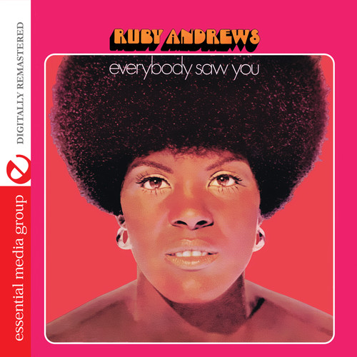 Ruby Andrews - Everybody Saw You [New CD] Manufactured On Demand
