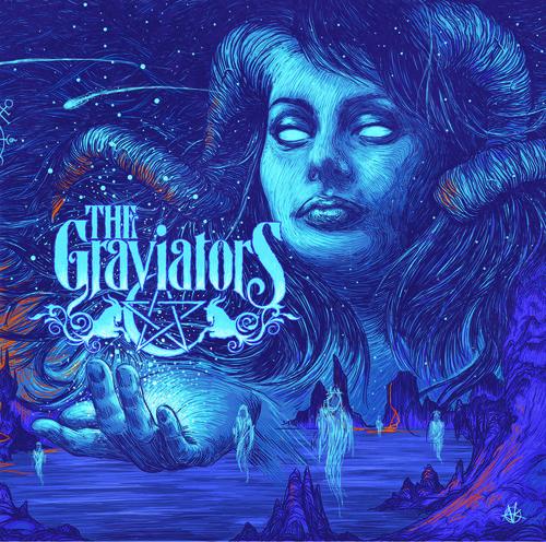 The Graviators - Evil Deeds [New CD]