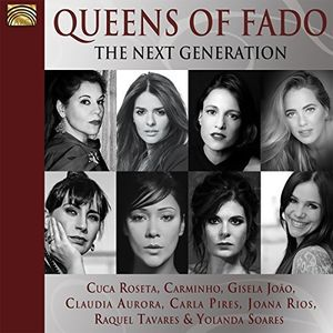Queens Of Fado - The Next Generation (Various Artists)