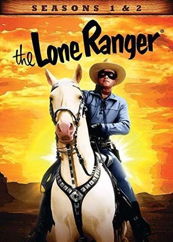 The Lone Ranger: Seasons 1 & 2 [New DVD] Boxed Set