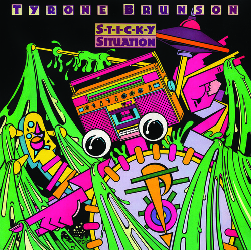 Tyrone Brunson - Sticky Situation [New CD] Bonus Tracks, Expanded Version