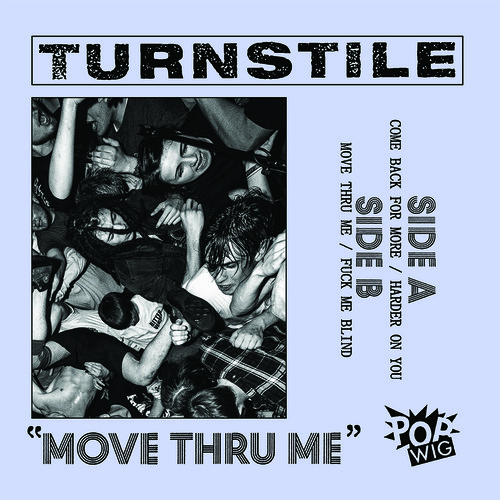 Turnstile - Move Thru Me [New Vinyl] Digital Download