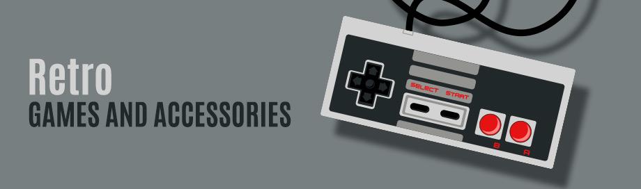 Retro Gaming Accessories