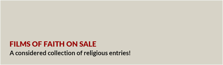Films of Faith on Sale
