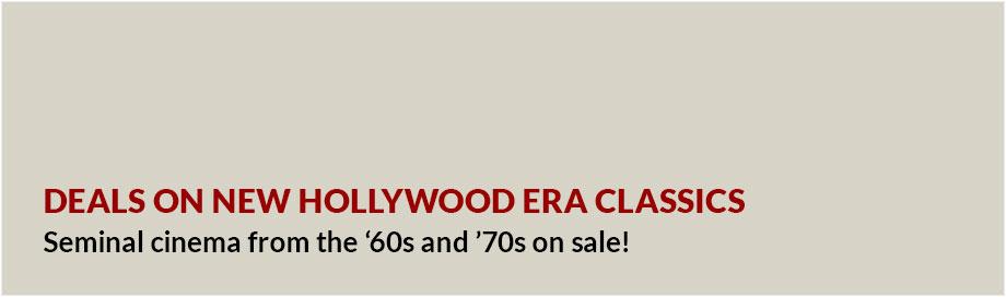 Deals on New Hollywood Era Classics