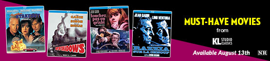 Must Have Movies from Kino Lorber Studio Classics