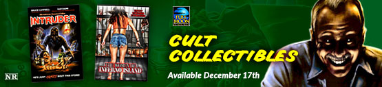 Cult Collectibles from Full Moon Pictures